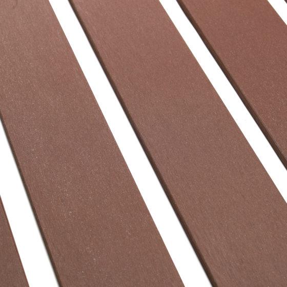 WPC kerítés elem barna 180x13,5cm wpc kerítésléc gondozásmentes